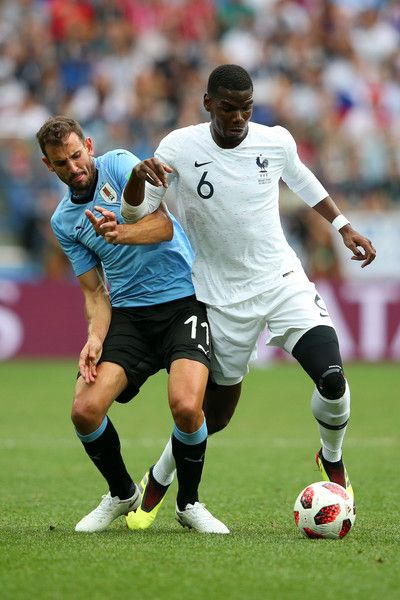 Paul Pogba Photos Photos Uruguay Vs France Quarter Final 2018 Fifa World Cup Russia Fifa World Cup France