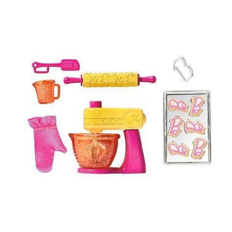 barbie+accessory+pack | Barbie Furniture Accessory Pack Baking Time #barbiefurniture barbie+accessory+pack | Barbie Furniture Accessory Pack Baking Time
