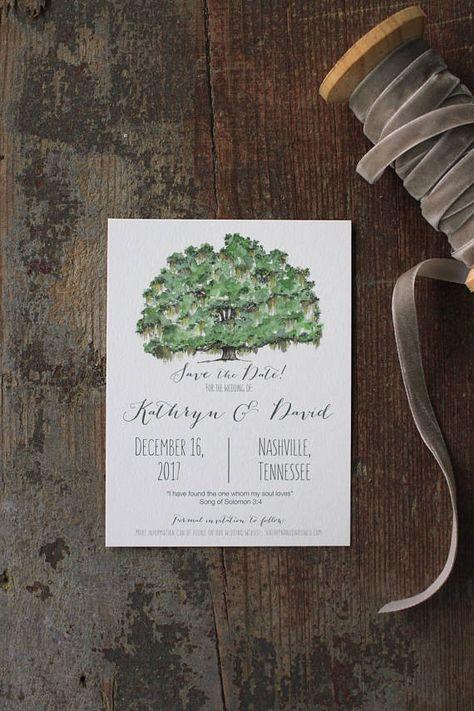 dating live oak trees