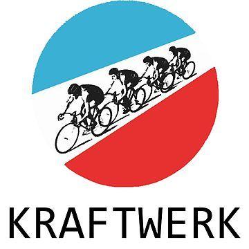 Kraftwerk limited edition original design tribute t-shirt We Are The Robots