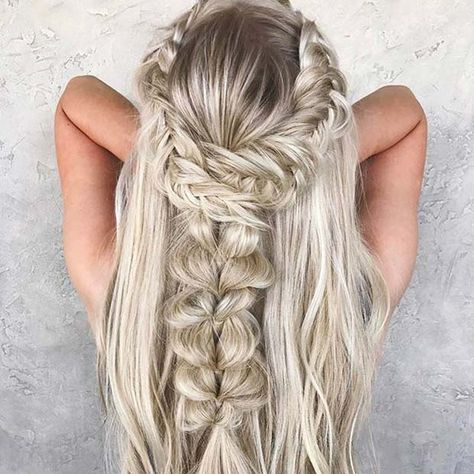 21 Cute Braided Hairstyles for Summer 2018 | Page 2 of 2 | StayGlam