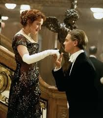 Image result for titanic rose the dinner scene | titanic | Titanic