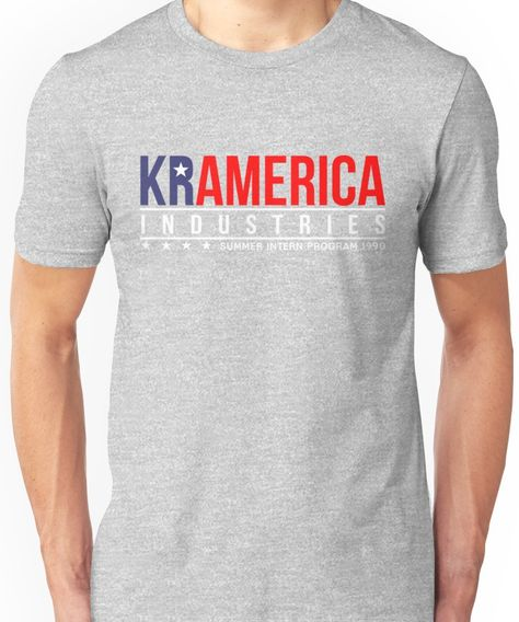 KRAMERICA INDUSTRIES Unisex T Shirt