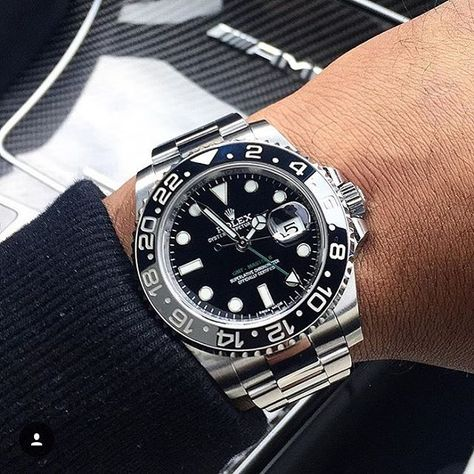 The Rolex GMT Master