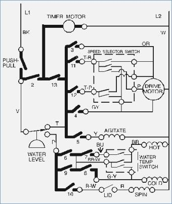 Wiring Diagram Of Semi Automatic Washing Machine