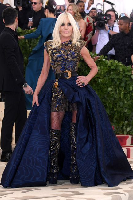 Met Gala 2018 All The Red Carpet Arrivals Met Gala Outfits
