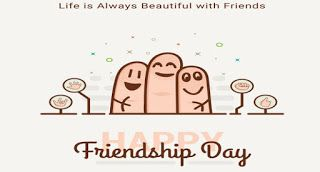 50 Beautiful Happy Friendship Day Images For Instagram Whatsapp