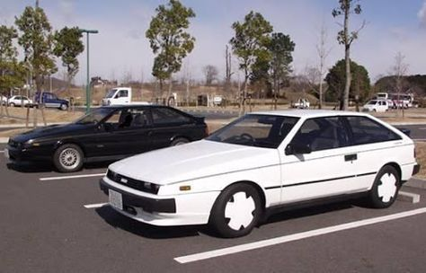 Isuzu Impulse Turbo  I almost bought one of these new in 86