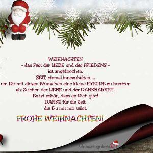 Liebevolle Weihnachtswunsche Weihnachtswunsche Geist Der Weihnacht Fest Der Liebe