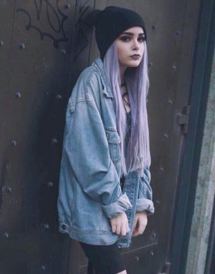 Super Hairstyles Tumblr Grunge Posts Ideas Tumblr Hair Aesthetic Hair Hair Styles