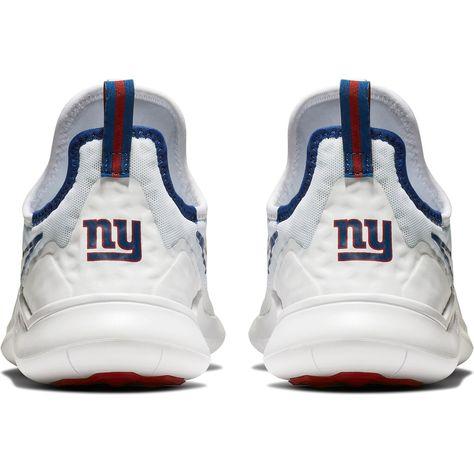Women's New York Giants Nike White