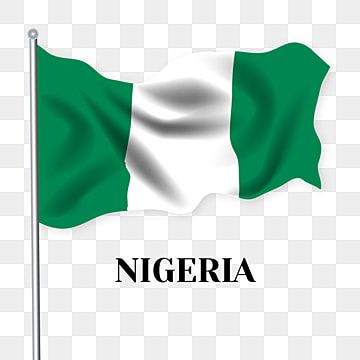 Hand Drawn Cartoon Nigeria Flag Nigeria National Liberation Day Nigeria National Day Cartoon Png And Vector With Transparent Background For Free Download How To Draw Hands Nigeria Flag Flag Vector