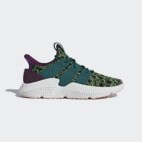 the best attitude 2ab54 5c679 Zapatilla Prophere Base Green   Shock Purple   Supplier Colour D97053