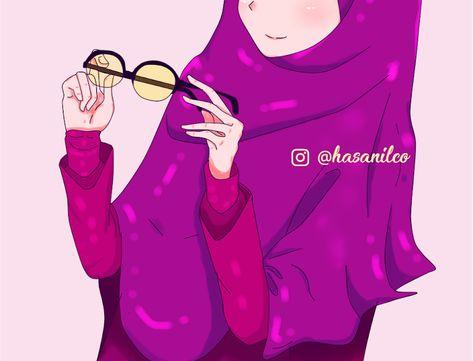 Sketsa Gambar Wanita Bercadar Pinterest Hashtags Video And Accounts