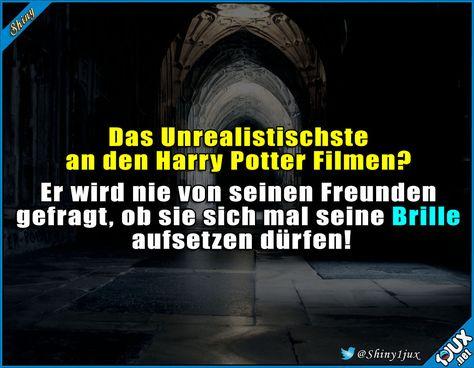 Das macht doch jeder mal! #Potterliebe #Freunde #Spaß #Humor #lustiges #Jodel #Meme