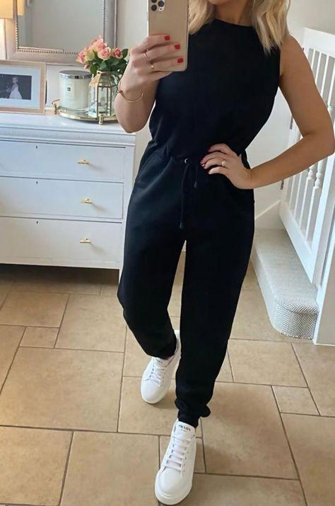 Chelsea Jogger Jumpsuit - 10