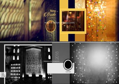 Modern Wedding Album Design 12x36 Psd Templates Download Album