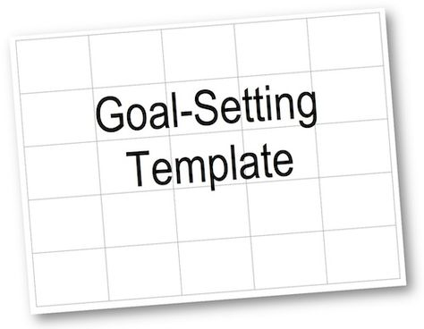 Is this your year to shine? Download our #free goal-setting - goal setting template