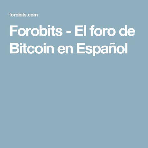 bitcoin trader foro)