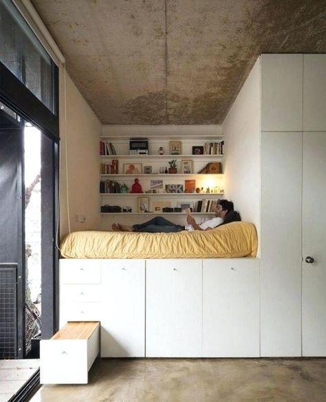 Deko Ein Zimmer Wohnung Zimmer Dekoration Ideen A 130 Fa 1 4 R Orientalische Deko Luxus Pur 1 Small Apartment Room Small Room Bedroom Woman Bedroom