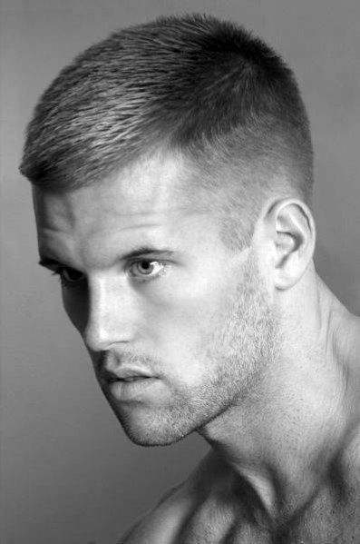 Short Army Haircuts For Men 22