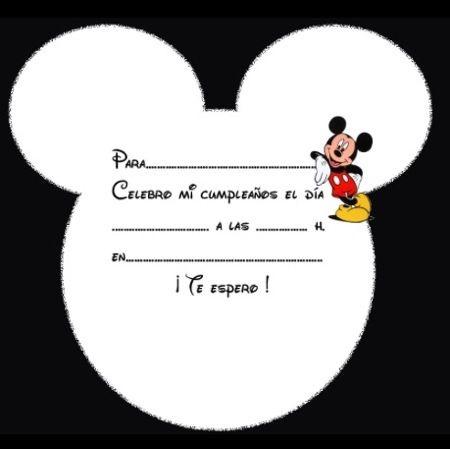 Ideas De Decoración Para Una Fiesta Infantil De Mickey Mouse