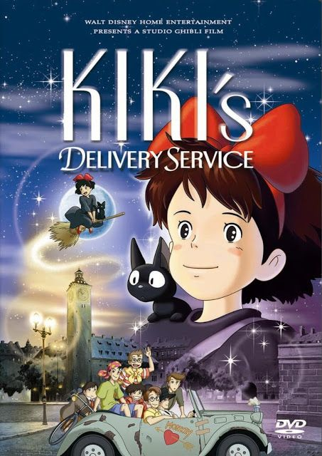 Sinopsis Kiki S Delivery Service 1989 Film Jepang Studio Ghibli Ghibli Filmes