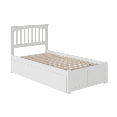 Viv Rae Georgia Platform Bed With Drawers Platform Bed With