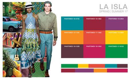 #FashionSnoops at #MAGIC, #SS17 trends on #WeConnectFashion. Mood board: LA ISLA
