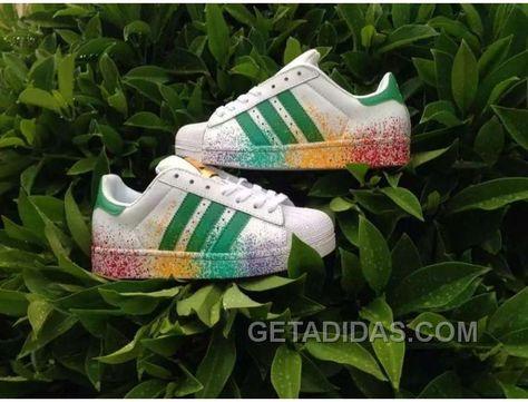 adidas nmd heren groen