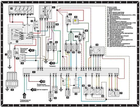 Audi A6 Wiring Diagrams Car, Audi A6 Wiring Diagram