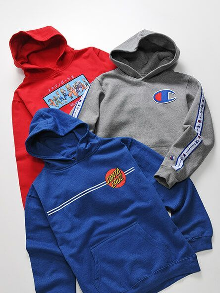 1872cd9ce14 Shop Boys' hoodies for a wide selection of colors, styles, and ...
