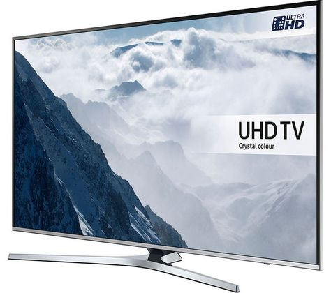 "SAMSUNG UE49KU6470 Smart 4k Ultra HD HDR 49"" LED TV"