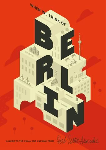 Travel Maps From Around The World Expressive Typography