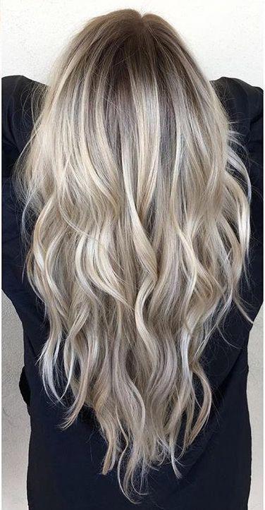 Ashy Blonde #ashyblondehair | Light hair color, Blonde hair color, Ash  blonde hair colour