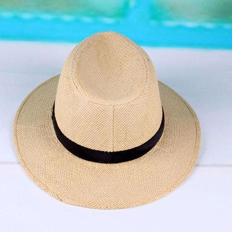 0e64f46544f Item Type  Sun Hats Department Name  Adult Pattern Type  Solid Gender   Unisex Model Number  Panama Hat H138 Material  Straw Style  Casual Gender   Women