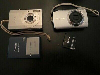 Canon Powershot Camera Sd790 Is Digital Elph Damaged Digital Camera Canon Powershot Camera Powershot Camera