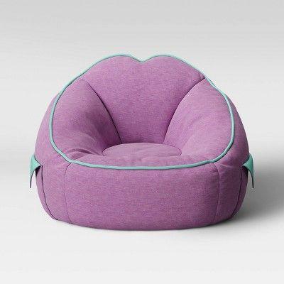 Amazing Canvas Bean Bag Chair Navy Pillowfort Machost Co Dining Chair Design Ideas Machostcouk