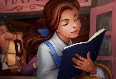 Fan Art of Belle      for fans of Belle. Beauty and the Beast