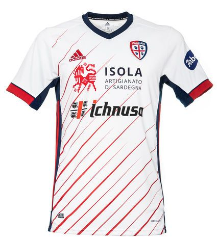 Cagliari Calcio 20 21 Adidas Home Away Third Football Kits Superfanatix Com In 2020 Soccer Jersey Football Kits Cheap Football Shirts