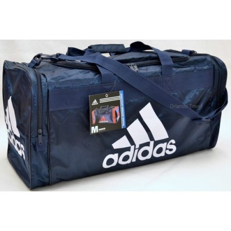 c05163aa9d Adidas Santiago Navy Blue and White