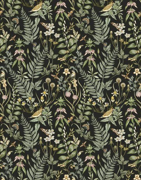 Secret Garden Wallpaper