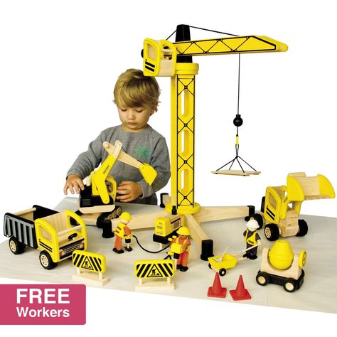 Construction Site Toys