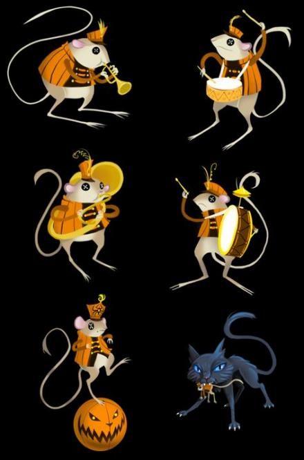 42 Super Ideas For Birthday Table Diy Mice Coraline Art Coraline Doll Coraline Tattoo