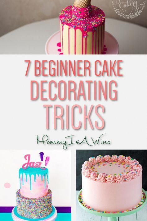 Cake Decorating Ideas For Beginners Easy Cake Decorating