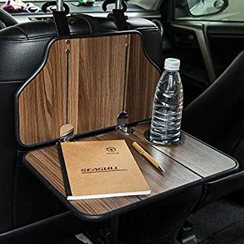 Backseat Car Organizer Back Seat, Car Seat Laptop Tray
