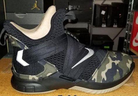 e54fa4b7ebd8 Nike LeBron Soldier 12 AO4054-001 Release Info  thatdope  sneakers  luxury   dope  fashion  trending