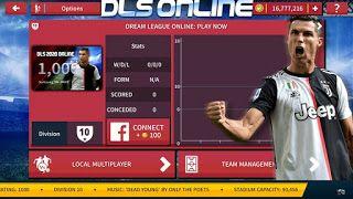 Dream League Soccer 2020 Amazing New Messi Ronaldo Edition For