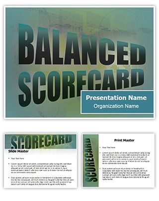 Make Great Looking Powerpoint Presentation With Our Balanced