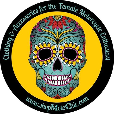 My fav go-to online boutique for fashionable motorcycle shirts, belts, jewelry & helmet bling!! www.shopMotoChic.com